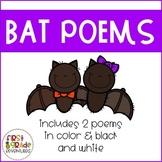 Bat Poems