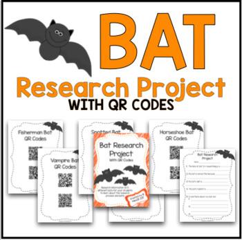 Bat QR Code Research Project