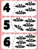 Bat Quantity Puzzles | Numbers 0-10