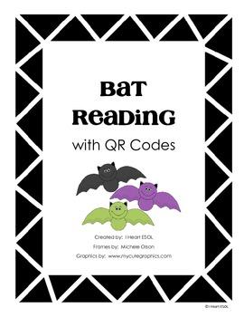Bat Reading with QR Codes