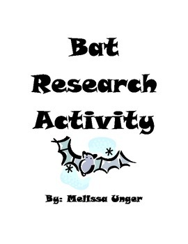 Bat Research Activity