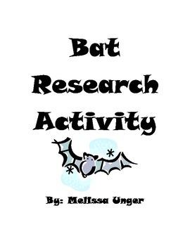 Bat Research Activity