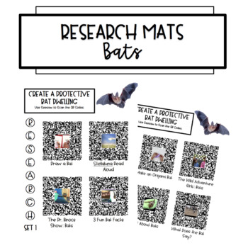 Bat Research Mats