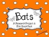 Bat Research Project & Mini Book
