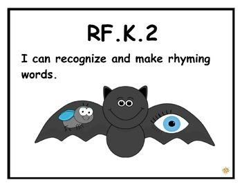 Bat Rhyming