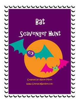 Bat Scavenger Hunt Activity