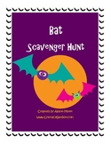 Bat Scavenger Hunt Activity