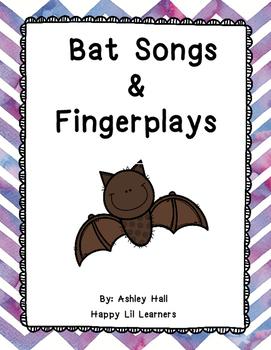 Bat Songs & Fingerplays