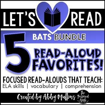 Bat Stories Read-Aloud Bundle
