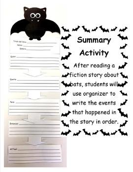 Bat Summarizing Activity