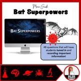 Bat Superpowers PBS NOVA Movie Guide - A Science Halloween