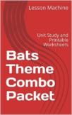 Bat Theme Combo Pack