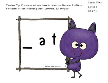 Bat Theme: Differentiated Math and Literacy Centers- Common Core Aligned