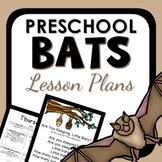 Bat Theme Preschool Lesson Plans