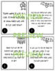 Bat-Themed Addition and Subtraction Word Problem Task Cards/Scoot
