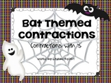 Bat Themed Contraction Center