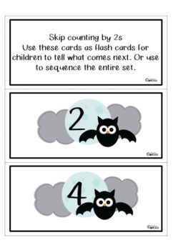 Bat Themed Math Pack