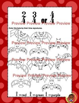 Bat Time Signatures