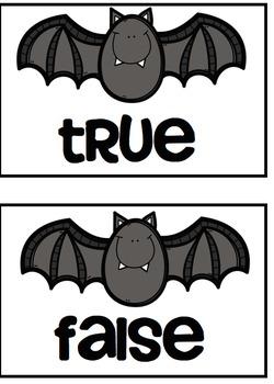 Bat True or False