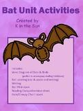 Bat Unit Activities