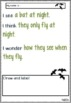 Bat Writing Prompts