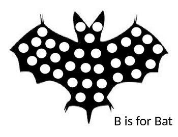 Bat bingo dots