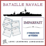 Bataille Navale - Imparfait - French imperfect tense