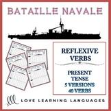 Bataille Navale - Reflexive Verbs - Present Tense