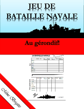 Bataille navale au gérondif!  Gérund Battleship!