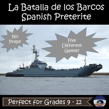 Batalla de los Barcos - Spanish Preterite