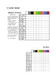 Batalla naval (colores y ropa)