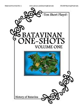 Batavinan One-Shots Vol.1
