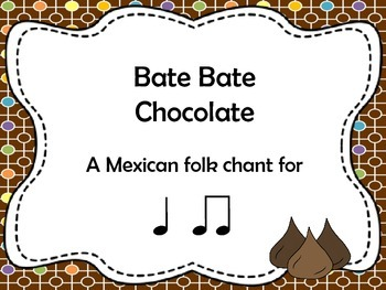 Bate Bate Chocolate
