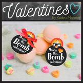 Bath Bomb Valentine Tag