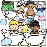 Bath Clipart Bundle