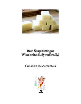 Bath Soap Meringue