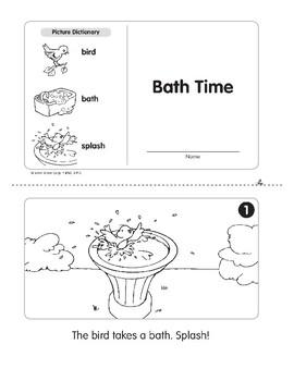 Bath Time (Level B)