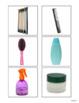 Bathroom Accessories Matching Activity