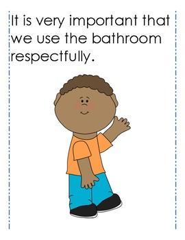 Bathroom Basics Social Story