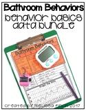 Bathroom Behaviors- Behavior Basics Data