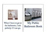 Bathroom Book Social Story
