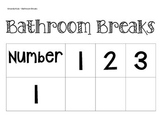 Bathroom Breaks Record