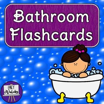Bathroom Flashcards