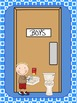 Bathroom Hygiene Posters - Brights