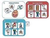 Bathroom Hygiene Routine Cards
