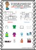 Bathroom Items! Language Activity! NO PREP! All w/ VISUAL SUPPORTS!