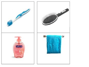 Bathroom Items - Object Function