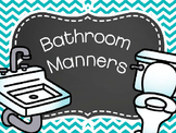 Bathroom Manners Book & Sort