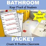 Bathroom Packet