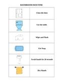 Bathroom Routine (editable)